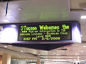ツーソン国際空港